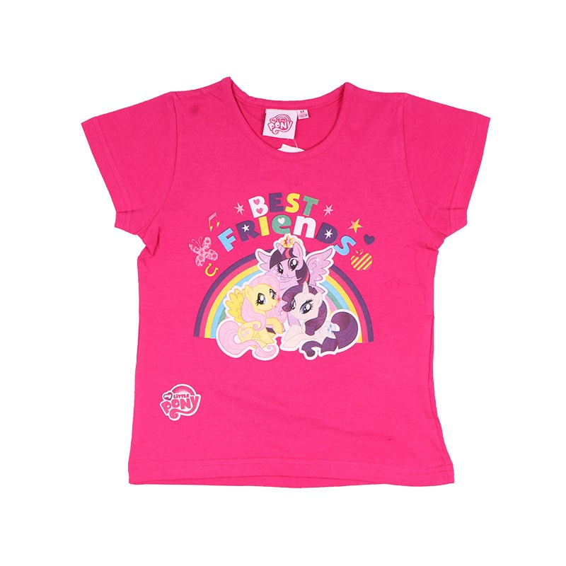 Tee-Shirt Manches Courtes My Little Pony