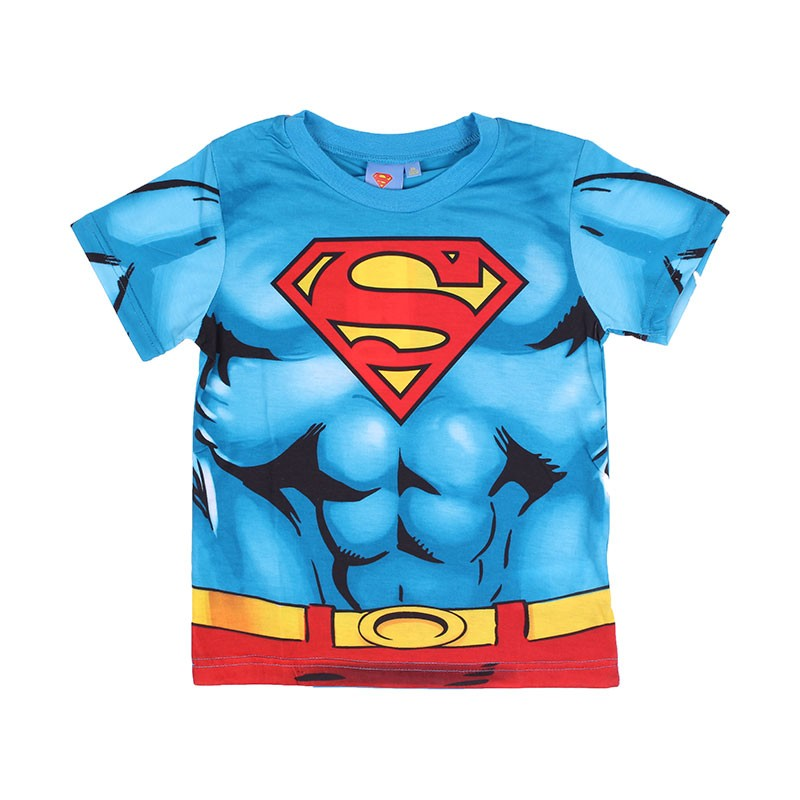 Tee-Shirt Batman Vs Superman à Manches Courtes