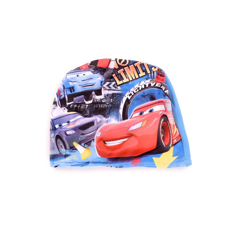 Bonnet de bain Cars