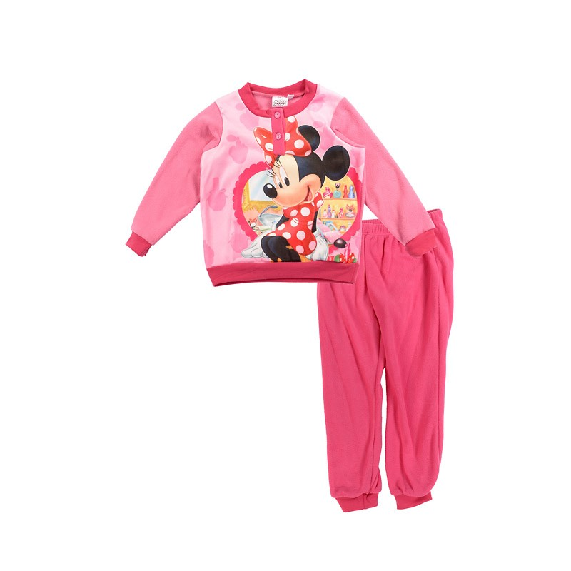 Pyjama Polaire Minnie