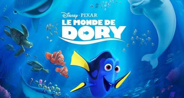 16 Le Monde de Dory